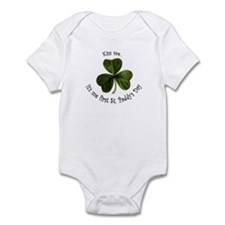 First St. Patrick's Day Infant Bodysuit