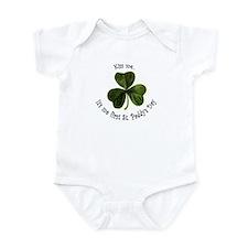 First St. Patrick's Day Onesie