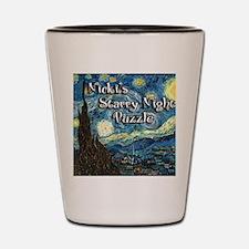 Nickis Shot Glass
