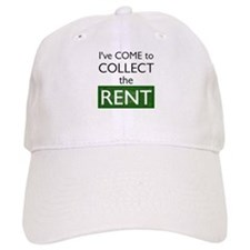 Collect the RENT Baseball Cap
