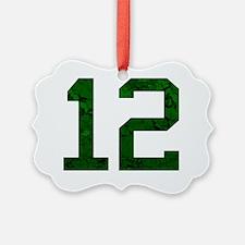 12 Ornament