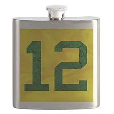 12onyellow Flask