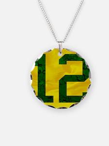 12onyellow Necklace