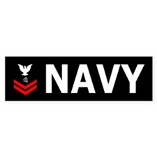 Navy IT2<BR> Bumper Bumper Sticker