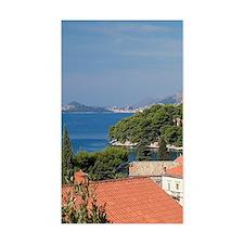 Croatia, Cavtat, fishing villa Decal