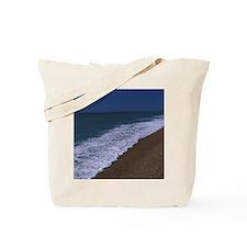 Europe, England, Dorset. Chesil Beach Tote Bag