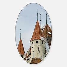 THUN: Schloss Thun: Town Castle (12 Decal