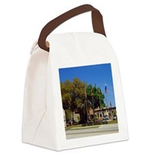 Sahib Shrine9.5x8 Canvas Lunch Bag
