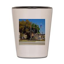 Sahib Shrine5.25x5.25 Shot Glass