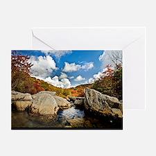 Asheville_MOUSEPAD_1146 Greeting Card