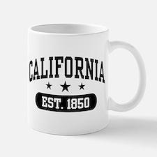 California Est. 1850 Mug