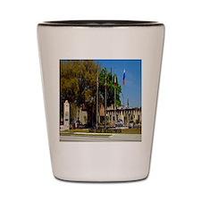 Sahib Shrine2.5x3.5 Shot Glass