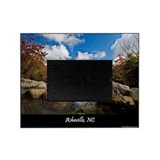 Blue ridge mountains Picture Frames
