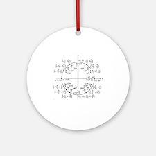 unitcircle Round Ornament