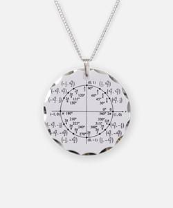 unitcircle Necklace Circle Charm