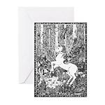 Splash! Unicorn Greeting Cards (Pk of 10)