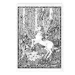 Splash! Unicorn Postcards (Package of 8)