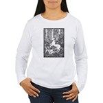 Splash! Unicorn Women's Long Sleeve T-Shirt