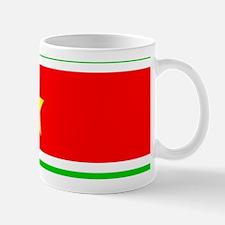 Guadeloupe FLAG REGIS LOLO Mug
