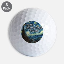 Pastys Golf Ball