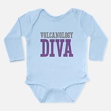 Volcanology DIVA Long Sleeve Infant Bodysuit