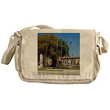 Sahib Shrine7.355x9.45 Messenger Bag