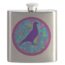 Ace Pigeon Flask