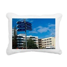 Republika Srpska. - May  Rectangular Canvas Pillow