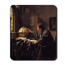 The Astronomer Mousepad