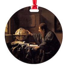 The Astronomer Ornament