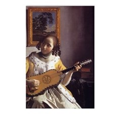 The Guitar Player Postcards (Package of 8)