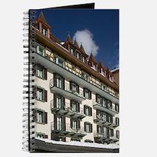 ZERMATT: Zermatterhof Hotel / Winter Zerma Journal