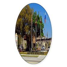 Sahib Shrine2.41x4.42 Decal