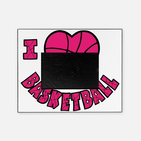 melon, Love Basketball Picture Frame