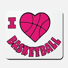 melon, Love Basketball Mousepad