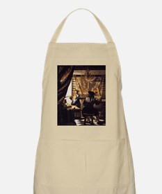The Art of Painting Apron