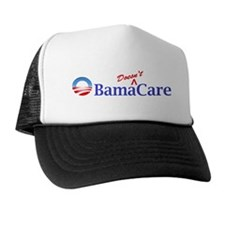 Obama Doesnt Care Trucker Hat