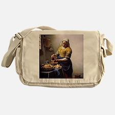 The Milkmaid Messenger Bag