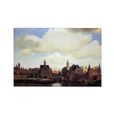 View of Delft Rectangle Magnet