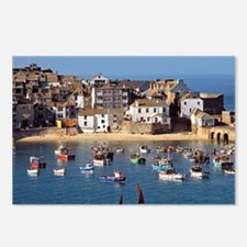 Ives. Small boats compris Postcards (Package of 8)