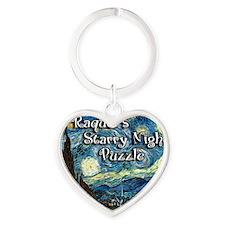 Raquels Heart Keychain