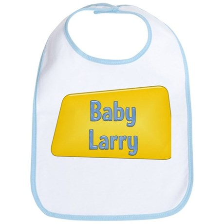 Baby Larry Bib