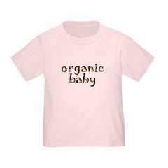 Organic baby T
