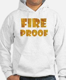 fire-proof-for-darks Hoodie