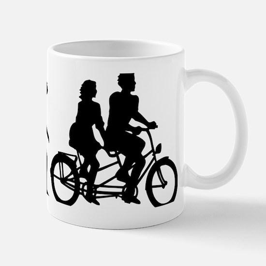 evolution43 Mug