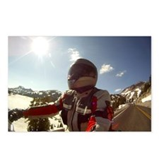 2-Winter-Eric Gus GOPR031 Postcards (Package of 8)