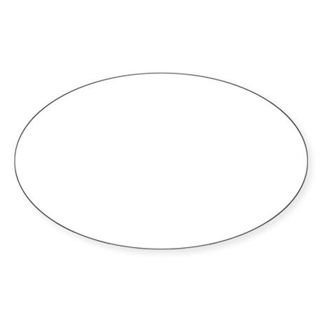 evolution63 Sticker (Oval)