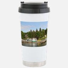 England. The lakeside town of A Travel Mug