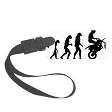 evolution54 Luggage Tag