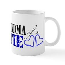 Proud Grandma of a Coastie Mug